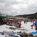2016年2月 草津国際スキー場
