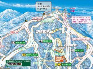 絶景 焼額山 志賀高原
