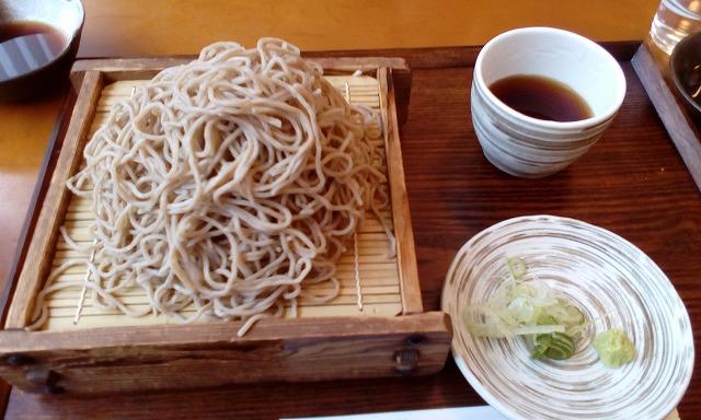 信州 そば 蕎麦